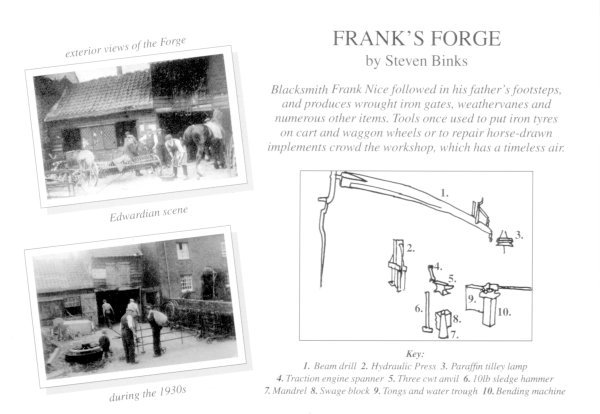 FRANK'S FORGE